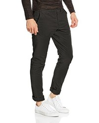 Pantalon chino gris foncé Jack & Jones