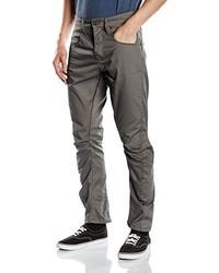 Pantalon chino gris foncé Jack & Jones