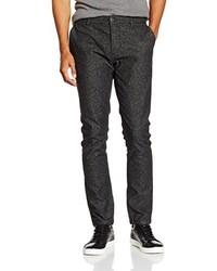 Pantalon chino gris foncé ONLY & SONS
