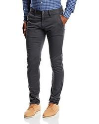 Pantalon chino gris foncé s.Oliver Denim