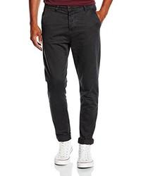 Pantalon chino gris foncé Sky Rebel