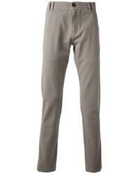 Pantalon chino gris