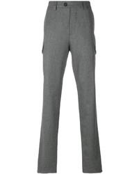 Pantalon chino gris Brunello Cucinelli