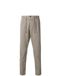 Pantalon chino gris Eleventy