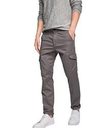 Pantalon chino gris Esprit