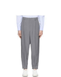 Pantalon chino gris Giorgio Armani