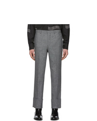 Pantalon chino gris Givenchy