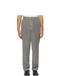 Pantalon chino gris Issey Miyake Men