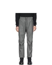 Pantalon chino gris John Elliott