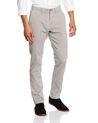 Pantalon chino gris Tom Tailor