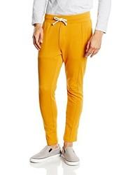 Pantalon chino jaune Jack & Jones