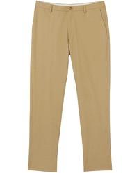Pantalon chino marron clair Burberry