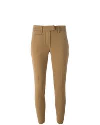 Pantalon chino marron clair Dondup