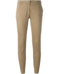 Pantalon chino marron clair Eleventy