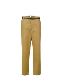 Pantalon chino marron clair Golden Goose Deluxe Brand