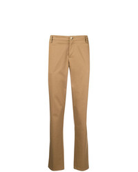 Pantalon chino marron clair Kenzo
