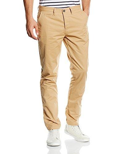 Pantalon chino marron clair Lyle & Scott