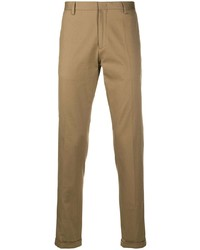 Pantalon chino marron clair Paul Smith