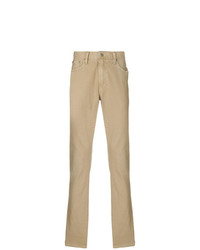 Pantalon chino marron clair Polo Ralph Lauren