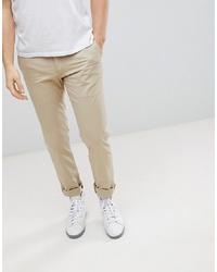 Pantalon chino marron clair Polo Ralph Lauren