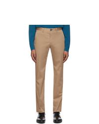 Pantalon chino marron clair Ps By Paul Smith