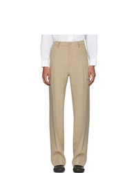 Pantalon chino marron clair Random Identities