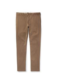 Pantalon chino marron J.Crew