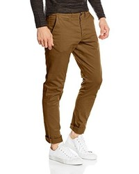 Pantalon chino marron Jack & Jones