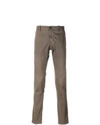 Pantalon chino marron Stone Island