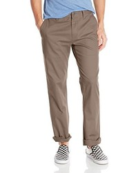 Pantalon chino marron Volcom