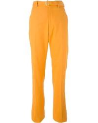 Pantalon chino moutarde Etro