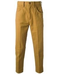 Pantalon chino moutarde Levi's