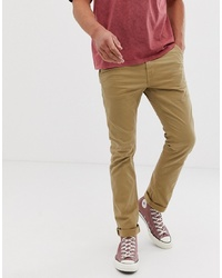 Pantalon chino moutarde Nudie Jeans