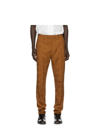 Pantalon chino moutarde Paul Smith