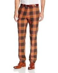 Pantalon chino multicolore