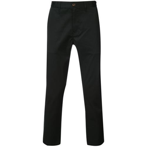 Pantalon chino noir 321