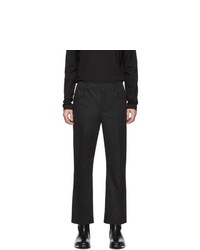 Pantalon chino noir Acne Studios