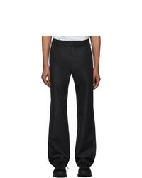Pantalon chino noir AFFIX