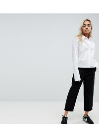 Pantalon chino noir Asos Petite