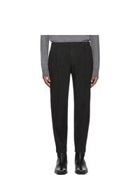 Pantalon chino noir Barena