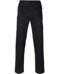 Pantalon chino noir Burberry