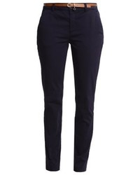 Pantalon chino noir Comma
