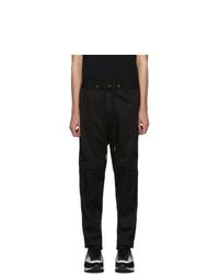 Pantalon chino noir Diesel