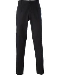 Pantalon chino noir Dolce & Gabbana