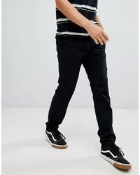 Pantalon chino noir Esprit