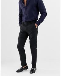 Pantalon chino noir French Connection