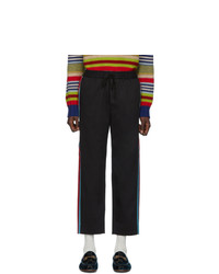 Pantalon chino noir Gucci