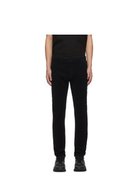 Pantalon chino noir Hugo