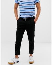 Pantalon chino noir Jack & Jones