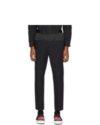 Pantalon chino noir Kenzo